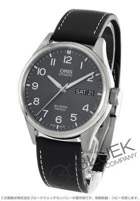 オリス ビッグクラウン プロパイロット 腕時計 メンズ ORIS 752 7698 4063DC