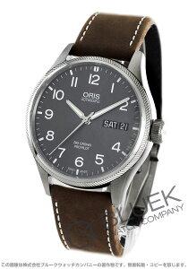オリス ORIS 腕時計 ビッグクラウン プロパイロット メンズ 752 7698 4063DLBR