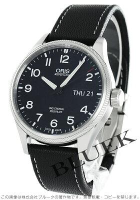 オリス ORIS 腕時計 ビッグクラウン メンズ 752 7698 4164DC