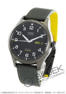 オリス ORIS 腕時計 ビッグクラウン プロパイロット エアレーシング エディションVI 世界限定1000本 メンズ 752 7698 4284D