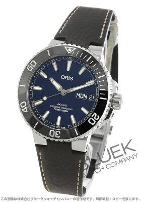 オリス ORIS 腕時計 アクイス ビッグデイデイト 500m防水 メンズ 752 7733 4135F