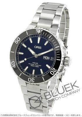 オリス ORIS 腕時計 アクイス ビッグデイデイト 500m防水 メンズ 752 7733 4135M