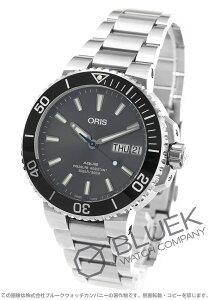 オリス ORIS 腕時計 アクイス ハンマーヘッド リミテッドエディション 世界限定2000本 500m防水 メンズ 752 7733 4183SET MB