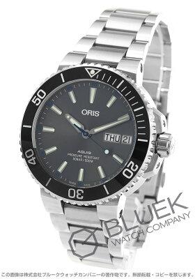 オリス アクイス ハンマーヘッド リミテッドエディション 世界限定2000本 500m防水 腕時計 メンズ ORIS 752 7733 4183SET MB