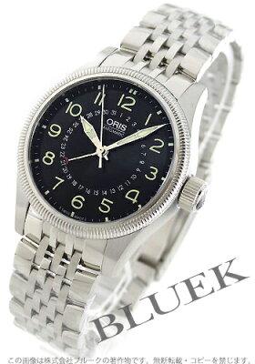 オリス ORIS 腕時計 ビッグクラウン メンズ 754 7679 4064M