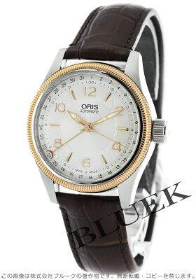 オリス ORIS 腕時計 ビッグクラウン メンズ 754 7679 4331D
