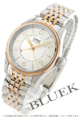 オリス ORIS 腕時計 ビッグクラウン メンズ 754 7679 4361M