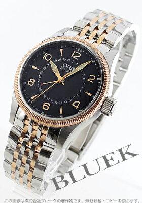 オリス ORIS 腕時計 ビッグクラウン メンズ 754 7679 4364M