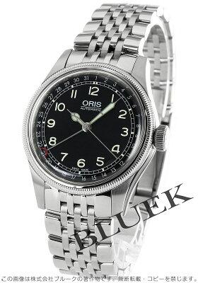 オリス ORIS 腕時計 ビッグクラウン メンズ 754 7696 4064M