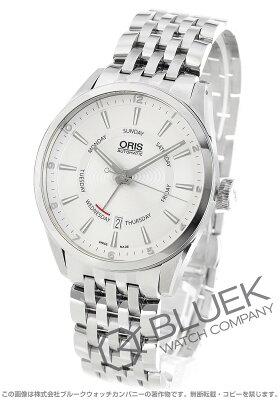 オリス ORIS 腕時計 アーティックス ポインターデイ デイト メンズ 755 7691 4051M