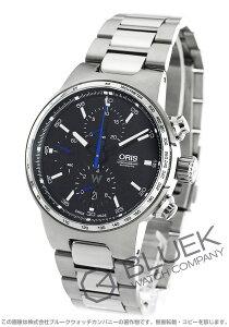 オリス ORIS 腕時計 ウィリアムズ クロノグラフ メンズ 774 7717 4154M