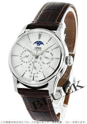 オリス ORIS 腕時計 アートリエ コンプリケーション メンズ 781 7703 4051D
