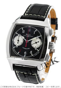 ボールウォッチ BALL WATCH 腕時計 コンダクター アリゲーターレザー メンズ CM2068D-LJ-BK