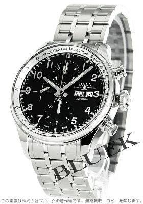 ボールウォッチ BALL WATCH 腕時計 トレインマスター パルスメーターII メンズ CM3038C-SJ-BK