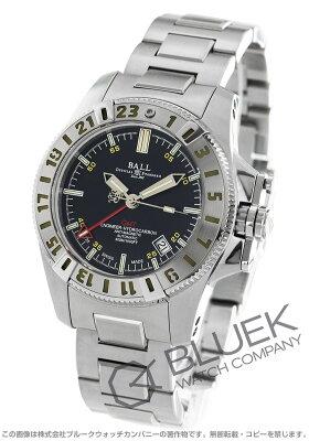ボールウォッチ エンジニア ハイドロカーボン GMT 300m防水 腕時計 メンズ BALL WATCH DG1016A-SJ-BK