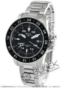 ボールウォッチ BALL WATCH 腕時計 エンジニア ハイドロカーボン エアロGMT 300m防水 メンズ DG2016A-SCJ-BK