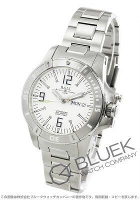 ボールウォッチ BALL WATCH 腕時計 エンジニア ハイドロカーボン スペースマスター 333m防水 メンズ DM2036A-S10CJ-WH