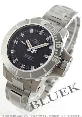 ボールウォッチ BALL WATCH 腕時計 エンジニア ハイドロカーボン ディープクエスト 3000m防水 メンズ DM3000A-SCJ-BK