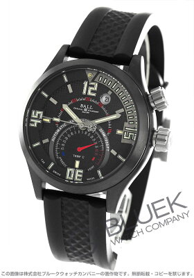 ボールウォッチ エンジニアマスターII ダイバー TMT ギョーム・ネリー 世界限定2006本 300m防水 腕時計 メンズ BALL WATCH DT1020A-PAJ-BKC
