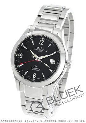 ボールウォッチ BALL WATCH 腕時計 エンジニアII オハイオ GMT メンズ GM1032C-S2CJ-BK