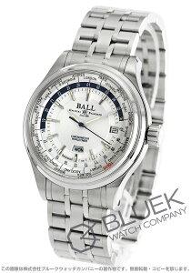 ボールウォッチ BALL WATCH 腕時計 トレインマスター ワールドタイムII メンズ GM2020D-S3CJ-SL