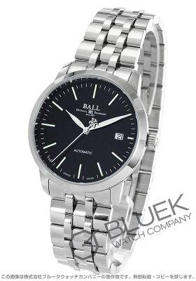 ボールウォッチ BALL WATCH 腕時計 ストークマン ナイトトレイン メンズ NM2030D-SJ-BK