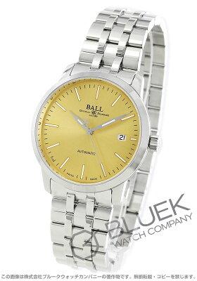 ボールウォッチ ストークマン ナイトトレイン 腕時計 メンズ BALL WATCH NM2030D-SJ-GO