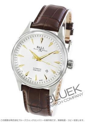 ボールウォッチ BALL WATCH 腕時計 ファイアーマン レーサー クラシック アリゲーターレザー メンズ NM2288C-LJ-SL