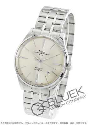 ボールウォッチ BALL WATCH 腕時計 トレインマスター レジェンド メンズ NM3080D-SJ-SL