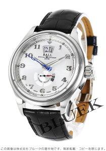 ボールウォッチ BALL WATCH 腕時計 トレインマスター クリーブランド エクスプレス クロコレザー メンズ PM1058D-L1J-SL