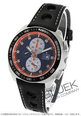 ユンハンス 1972 クロノスコープ ソーラー クロノグラフ 腕時計 メンズ JUNGHANS 014/4201.00