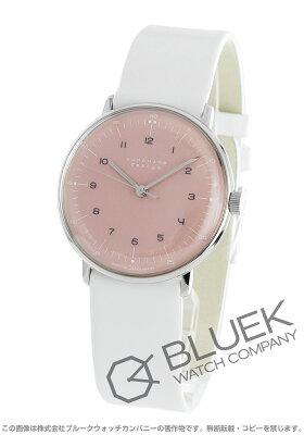 ユンハンス JUNGHANS 腕時計 マックスビル レディース 027/3601.00