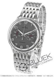 ユンハンス JUNGHANS 腕時計 マイスター ドライバー クロノスコープ メンズ 027/3686.44