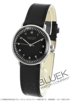 ユンハンス マックスビル 腕時計 ユニセックス JUNGHANS 027/3702.00