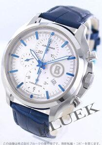 ユンハンス JUNGHANS 腕時計 ボグナー ウィリー クロコレザー メンズ 027/4260.00