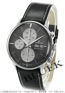 ユンハンス JUNGHANS 腕時計 マイスター クロノスコープ メンズ 027/4525.01