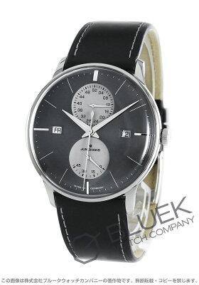 ユンハンス JUNGHANS 腕時計 マイスター アジェンダ メンズ 027/4567.01