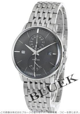 ユンハンス JUNGHANS 腕時計 マイスター アジェンダ メンズ 027/4568.45