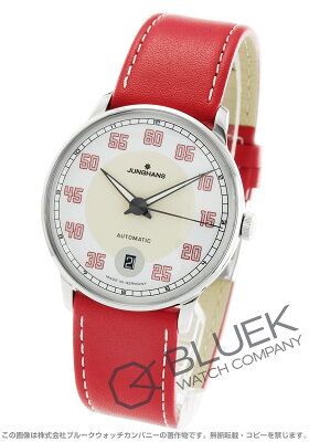 ユンハンス JUNGHANS 腕時計 マイスター ドライバー メンズ 027/4716.00