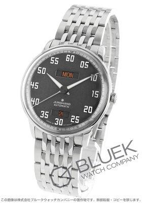 ユンハンス マイスター ドライバー 腕時計 メンズ JUNGHANS 027/4722.45