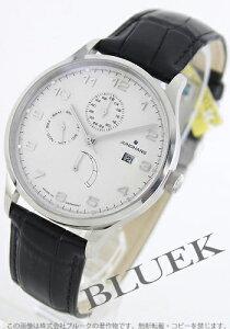 ユンハンス JUNGHANS 腕時計 マイスター アタッシェ クロコレザー メンズ 027/4760.00