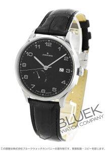 ユンハンス JUNGHANS 腕時計 マイスター アタッシェ クロコレザー メンズ 027/4782.00