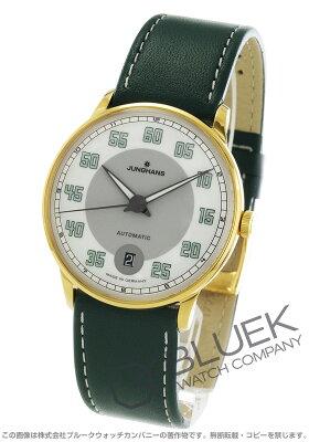 ユンハンス マイスター ドライバー 腕時計 メンズ JUNGHANS 027/7711.00