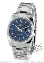 ロレックス Rolex オイスターパーペチュアル デイト ユニセックス Ref.115200
