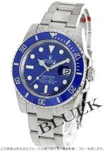ロレックス Rolex サブマリーナー デイト 300m防水 WG金無垢 メンズ Ref.116619LB