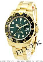 ロレックス Rolex GMTマスターII YG金無垢 メンズ Ref.116718LN