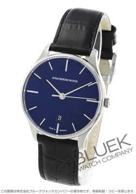 シャウボーグ クラソコ 腕時計 メンズ SCHAUMBURG CLASSOCO-BL