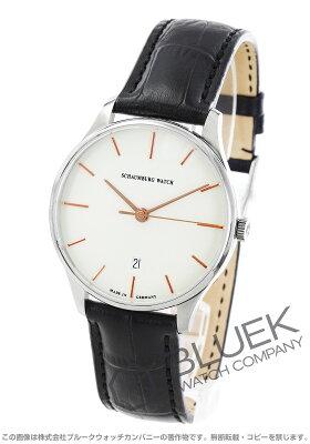 シャウボーグ SCHAUMBURG 腕時計 クラソコ メンズ CLASSOCO-WH