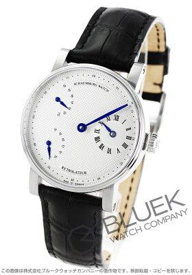 シャウボーグ SCHAUMBURG 腕時計 レトロレーター 1 レギュレーター メンズ RETROLATEUR-1