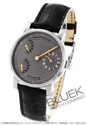 シャウボーグ SCHAUMBURG 腕時計 レトロレーター 3 レギュレーター メンズ RETROLATEUR-3